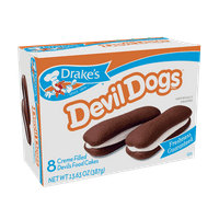 Product Image Drakes Devil Dogs 4 Boxes