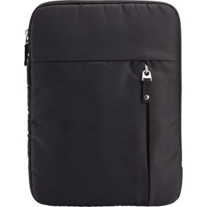 "Case Logic TS-110 Tablet Sleeve with Accessory Pocket for 10"" Tablet PC, Black"