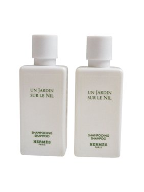 Hermes Jardin Sur Le Nil Shampoo 40 Ml set of 2
