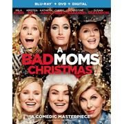 A Bad Moms Christmas (Blu-ray + DVD + Digital) by