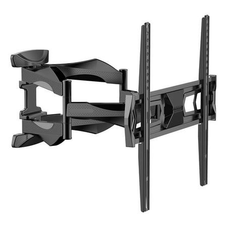 FLEXIMOUNTS A20 Full motion Swivel Tilt TV Wall Mount Bracket for Most 32″-50″ HD 4K LED LCD Plasma Screens