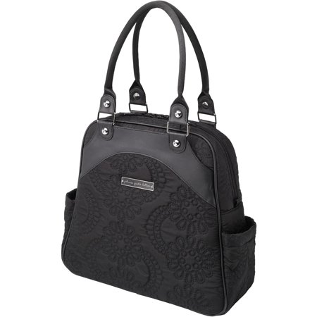 Petunia Pickle Bottom Embossed Satchel, Central Park North Stop