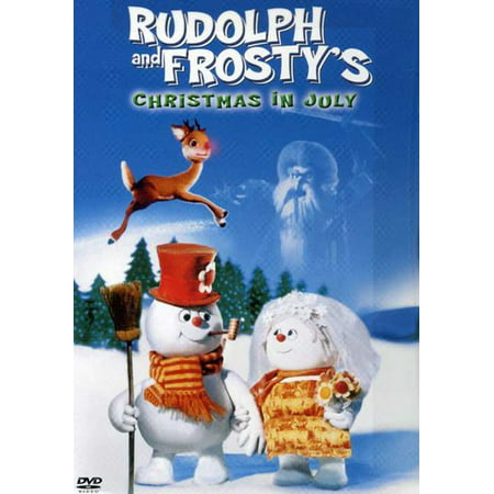 Rudolph and Frosty: Christmas in July (DVD)