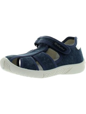 Naturino Boys 7785 Casual Canvas Fisherman Sandals