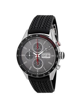 Tag Heuer Carrera Monaco Grand Prix Chronograph Automatic Anthracite Dial Men's Watch CV2A1M.FT6033