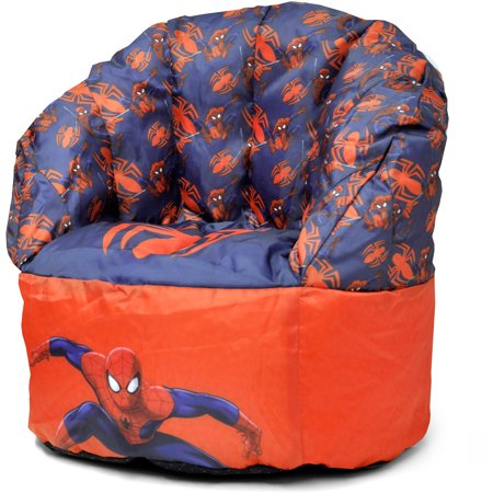 Stupendous Marvel Spider Man Bean Bag Chair Pabps2019 Chair Design Images Pabps2019Com