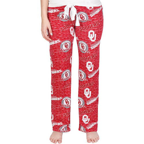 NCAA Oklahoma Fielder Ladies' AOP Knit Pant