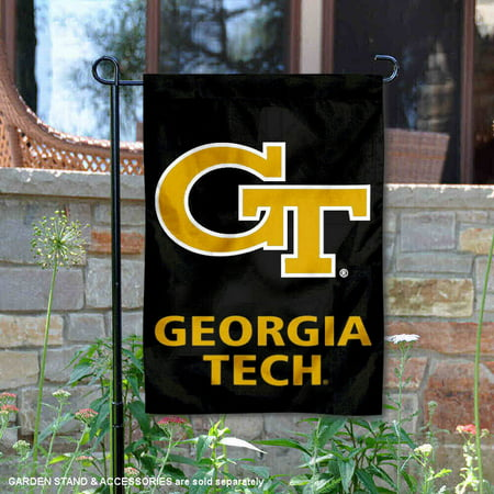 college flags and banners co. georgia tech black garden