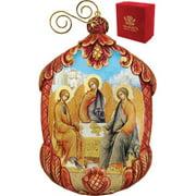 GDeBrekht 610913 Trinity Ornament, 3.5 in.
