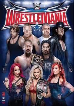 WWE: Wrestlemania 32 (DVD) by WARNER HOME VIDEO