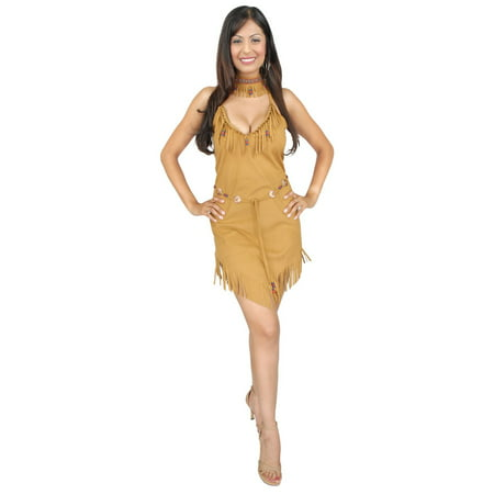 Halloween Pocahontas Adult Costume