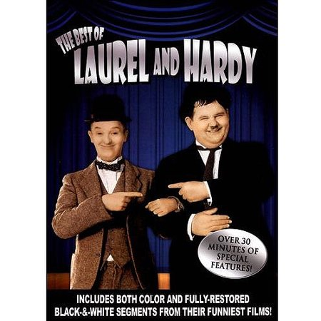 The Best Of Laurel And Hardy - Walmart.com