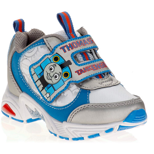 Thomas The Train Toddler Boys Velcro Walmart
