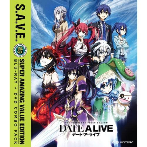 Date A Live - Season One - S.A.V.E. FMABRFN01575
