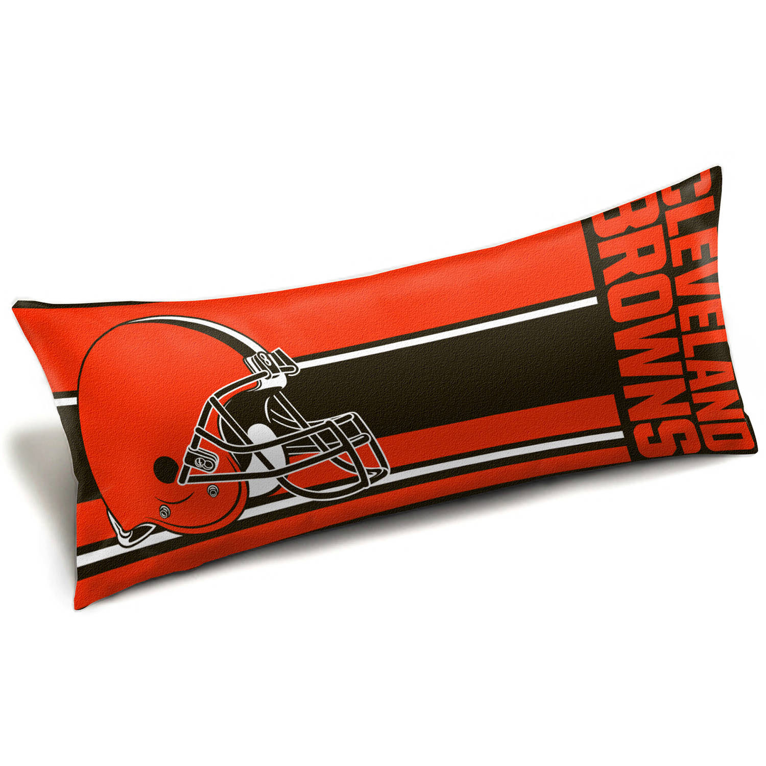 """NFL Cleveland Browns """"Seal"""" Body Pillow"""