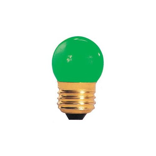 Bulbrite Industries Specialty 7.5W Green String Replacement Light Bulb by Bulbrite Industries
