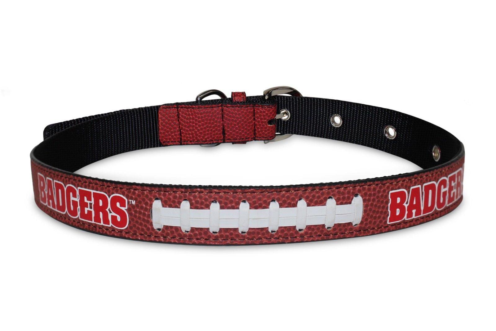 NCAA West Virginia Mountaineers Premium Medium Dog Collar