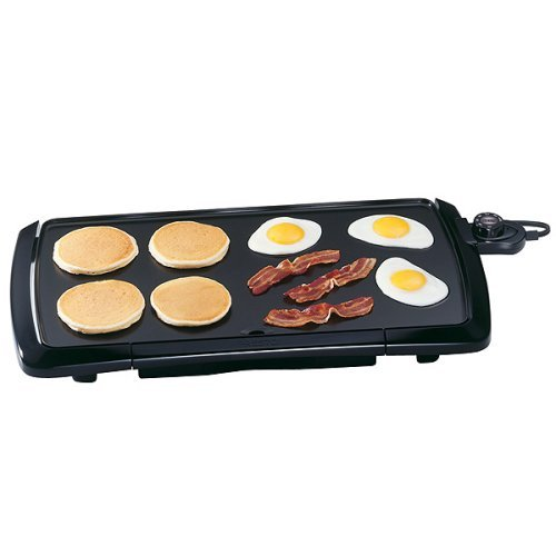 Presto 20-inch Cool Touch Electric Griddle (07030)