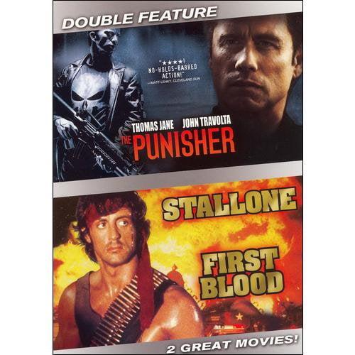 Punisher/rambo [dvd]