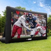 16ft Indoor and Outdoor Inflatable Blow up Mega Movie Projector Screen
