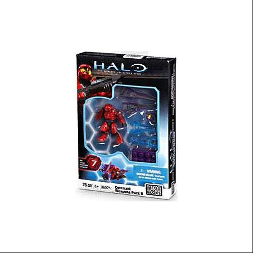 Halo Covenant Weapons Pack II Set Mega Bloks 96921 by