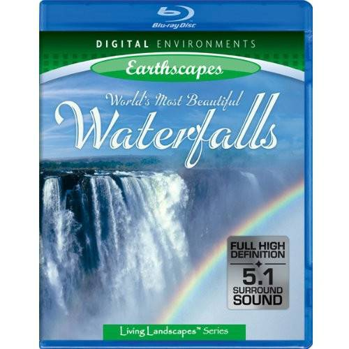 Living Landscapes: Earthscapes World's Most Beautiful Waterfalls by DIGITAL ENVIRONMENTS