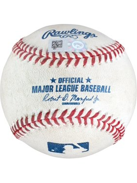 Anthony Rendon Washington Nationals Game-Used RBI Single Baseball vs. Chicago Cubs on September 8, 2018 - Fanatics Authentic Certified