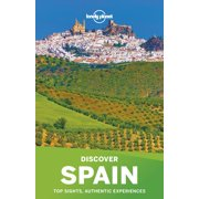 Lonely Planet Discover Spain - Paperback