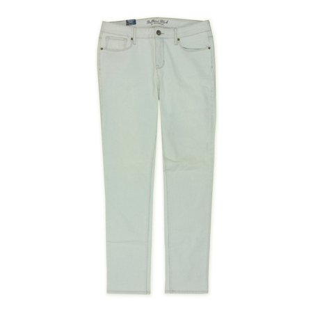 49fe8cc876 Bullhead Denim Co. Womens Premium Railroad Skinny Fit Jeans 140 13x31 -  Juniors - Walmart.com