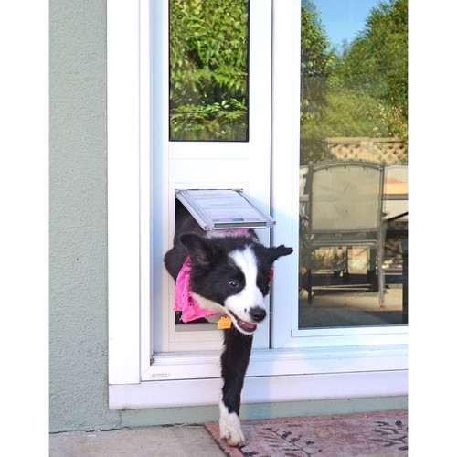 Endura Flap Pet Doors Endura Flap Quick Panel 3 Pet Door   Walmart.com