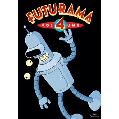 Futurama Volume Four (DVD) for $<!---->