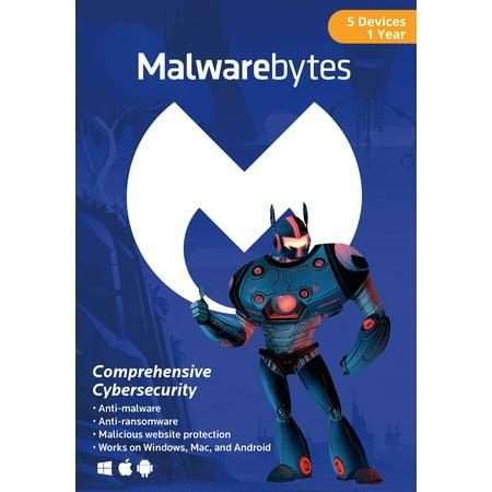 Malwarebytes Premium 5-Device