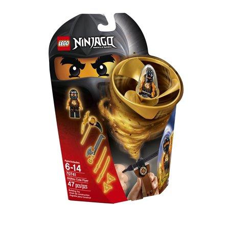LEGO Ninjago Airjitzu Cole Flyer - Cole Ninjago