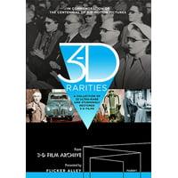 3-D Rarities (Blu-ray)