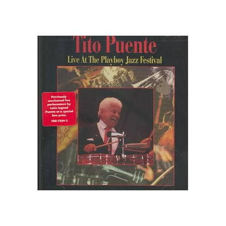 Personnel includes: Tito Puente (timbales); Mario Rivera (saxophone); Charlie Sepulveda (trumpet); Dave Valentin (flute, percussion); Hilton Ruiz (piano); Andy Gonzales (bass); Ignacio Berroa (drums); Giovanni Hidalgo, Mongo Santamaria (congas).Recorded live in 1994. Includes liner notes by Hugh Hefner and A. James Liska.This is part of Concord Records