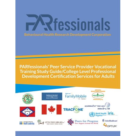 PARfessionals Peer Service Provider Vocational Training Study Guide - (Best Iptv Service Provider)