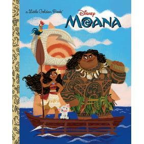 Moana Little Golden Book Disney