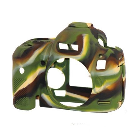 easyCover camera case for Canon 5D Mark III / 5DS R / 5DS Camouflage (Camera Case Camouflage)