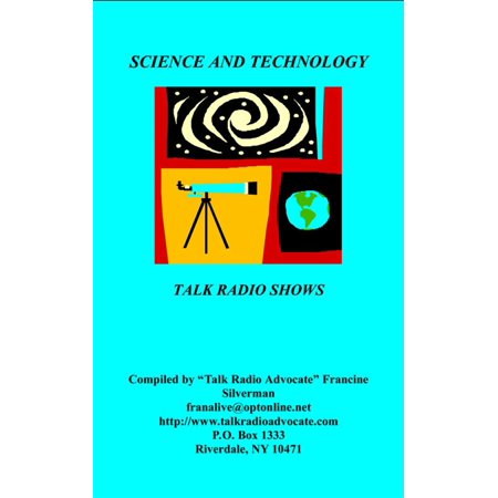 Directory of Science and Technology Talk Radio Shows -