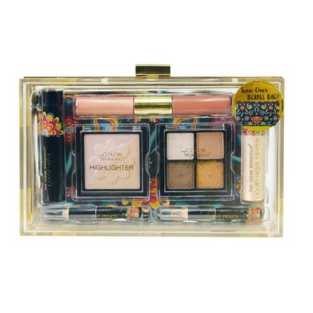 The Color Workshop Beauty Clutch - Boho Chic $14.88 - Biker Chick Makeup