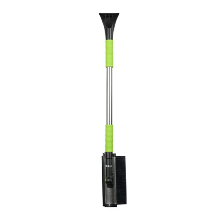 Image of Greenworks Telescopic Snow Brush and Ice Scraper Combo 80013302