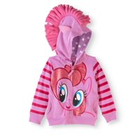 My Little Pony Costume Zip Hoodie (Toddler Girls)