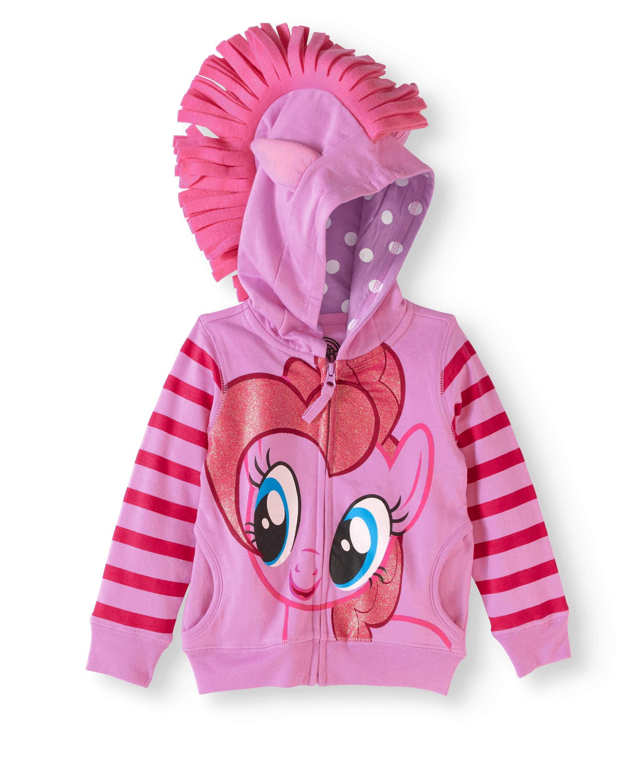 Costume Zip Hoodie (Toddler Girls)