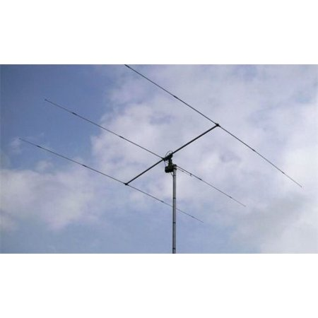 Sirio SY 27-3 3 elements Tunable 26.5-30mhz CB/10M 3 elements Yagi Antenna