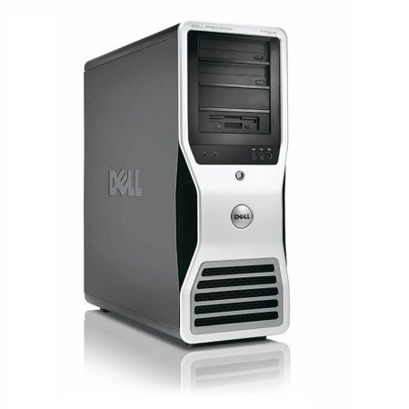 Refurbished Dell Precision T7500 Workstation 2x X5690 Six Core 3.47Ghz 192GB 1TB SSD 2TB Q4000 Win 10 Pre-Install - image 3 de 3