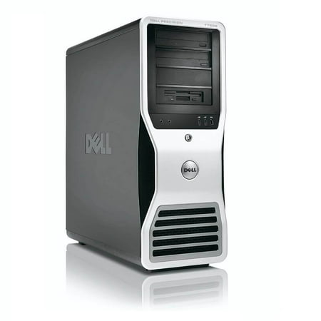 Refurbished Dell Precision T7500 Workstation X5570 Quad Core 2.93Ghz 96GB 256GB SSD Dual DVI