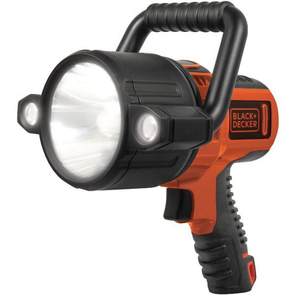 Black & Decker Slv2b 10 watt Led Li ion Rechargeable Spotlight
