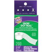 """Aleene's Tacky Dot Roll-Small .1875"""" 200/Pkg"""