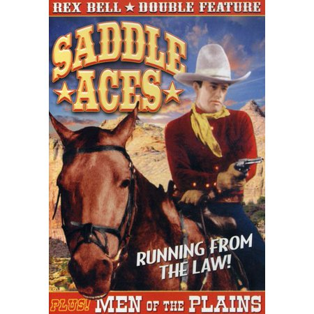 Saddle Aces / Men of the Plains (DVD)