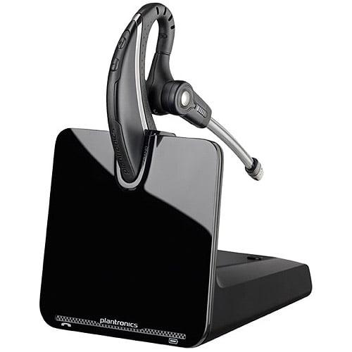 Plantronics CS530 Wireless Headset System, Black